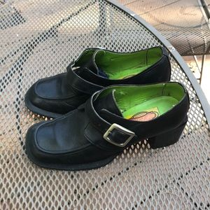Cool Vintage Bulldog shoes